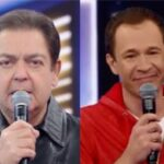 Globo antecipa saída de Faustão e Tiago Leifert assume o 'Domingão'